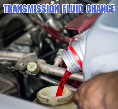 Average Transmission Fluid Flush Cost