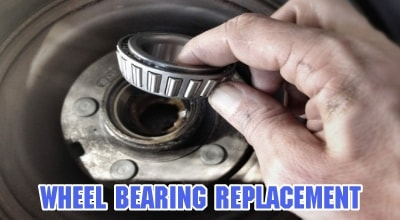 Wheel bearing difficulty