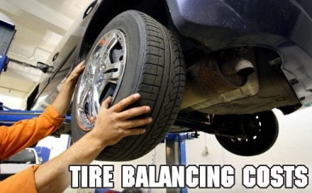 Tire Balancing Cost Guide 2019 Compare Wheel Balancing Prices