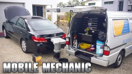 how to find mobile mechanic near me
