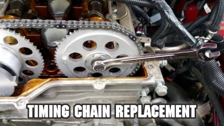 Timing Chain Replacement Cost Guide 2019 & Price Comparison