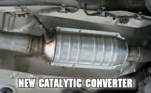 Catalytic Converter Shop Near Me >> The Complete Catalytic Converter Replacement Cost Guide 2019