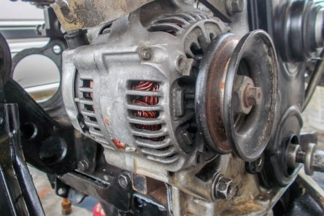how much does new alternator cost